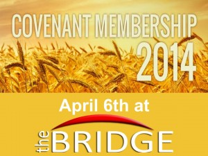 Church Membership 2014 SLIDE