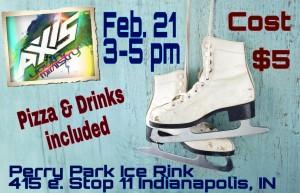 Youth skating Feb 21